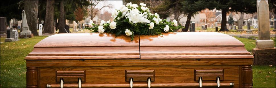 Coffin home